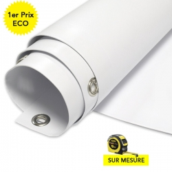 Bache PVC - 340gr - ECO - sur mesure