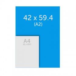 Affiche A2 (42 x 59.4 cm) EXPRESS