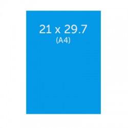 Bloc papier A4 (21 x 29.7 cm)