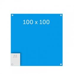 Bache PVC - 100 x 100 cm EXPRESS