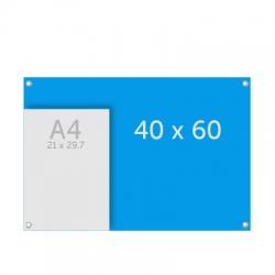 Bache PVC - 40 x 60 cm (A2) EXPRESS