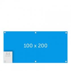 Bache PVC - 100 x 200 cm EXPRESS