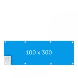 Bache PVC - 100 x 300 cm EXPRESS