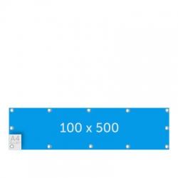 Bache PVC - 100 x 500 cm EXPRESS