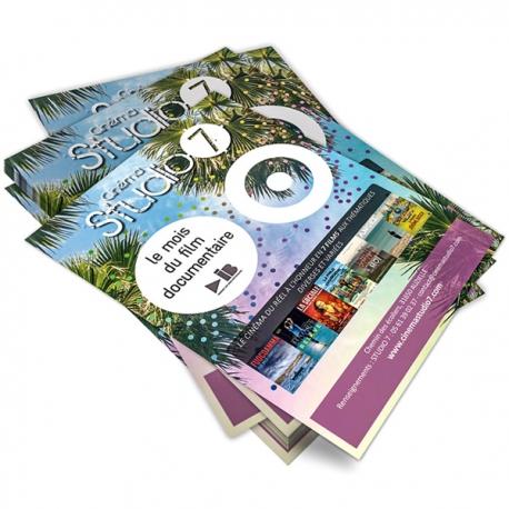 Notre selection de 5000 flyers A5 (15 x 21cm) 135g couche brillant