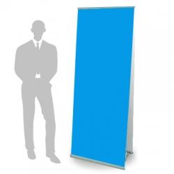L Banner double 200x80 cm