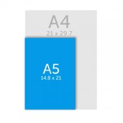 Flyer A5 (15 x 21 cm)