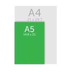 Flyers A5 15 x 21 cm, 130g