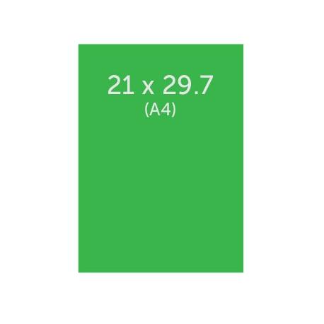 Entête de lettre A4 (21x29.7 cm ) ecologique