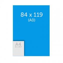 Affiche A0 (84 x 119cm)