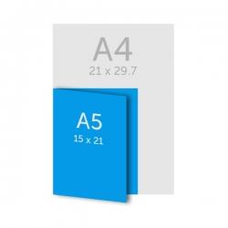 Dépliant A5