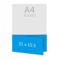 Dépliant 21x10.5 - DL