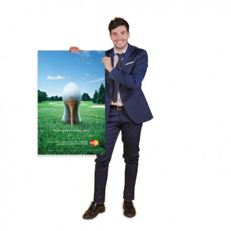 Affiche B1 (70 x 100 cm)