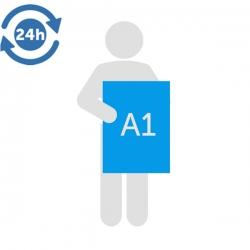 Affiche A1 (59.4 x 84.1 cm) EXPRESS