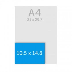 Carte postale A6 (10.5 x 14.8 cm)