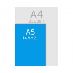 Flyer A5 (14.8 x 21 cm)
