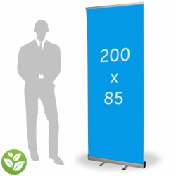 Roll up format 85 x 200