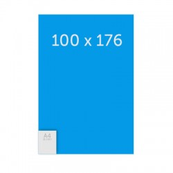 Poster 120 x 176 cm - 235g